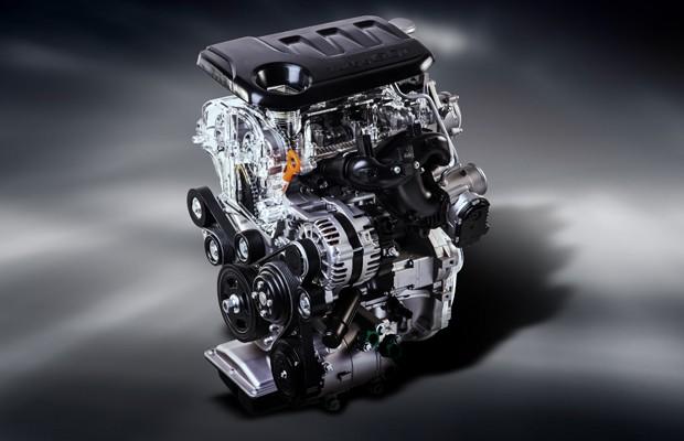 Kia apresenta novo motor 1.0 turbo de três cilindros
