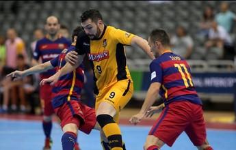 Sorocaba bate Barcelona nos pênaltis e vai à final da Copa Intercontinental