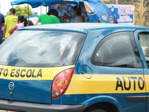 Formação e respeito no trânsito é o foco da iniciativa (Foto: Biné Morais/O Estado)