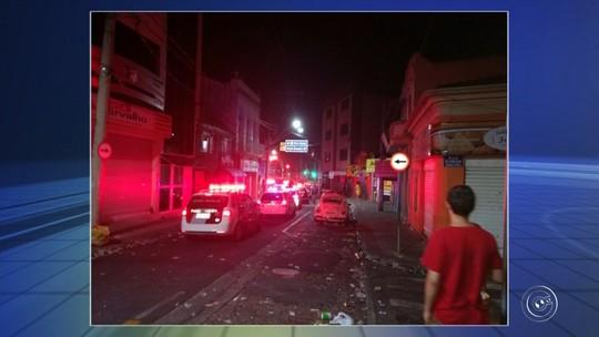 Tumulto é registrado em carnaval de rua em São Roque