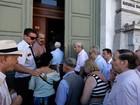 Na Grécia, maioria das empresas correm o risco de fechar, diz Câmara