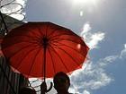 No início da estiagem, termômetros no Maranhão chegam perto dos 40°C