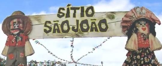 Sítio São João está aberto em Campina Grande (Reprodução/TV Paraíba)
