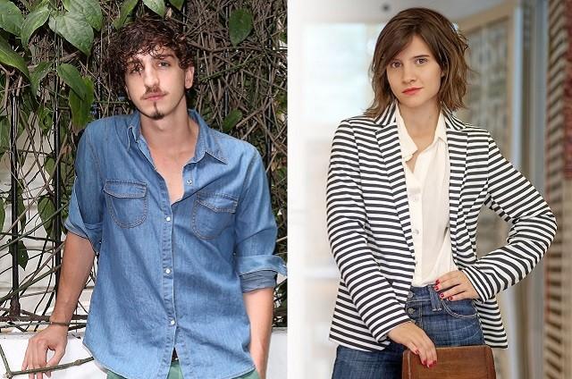 Johnny Massaro e Bianca Comparato (Foto: Arquivo)