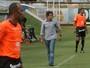Após empate, Ramon Menezes é demitido do comando do Anápolis