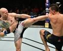 Felipe Sertanejo é derrotado por pontos em sua volta ao peso-pena no UFC Polônia