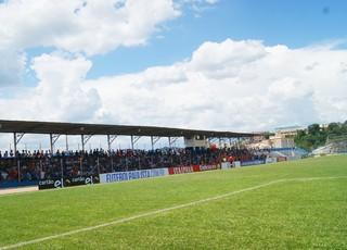 Estádio Salvador Russani (Foto: Fabio Giannelli / Soccer Digital)