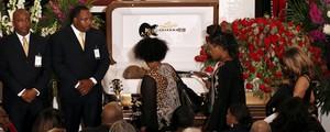 B.B. King é velado perto de sua cidade natal nos EUA (Mike Blake/Reuters)