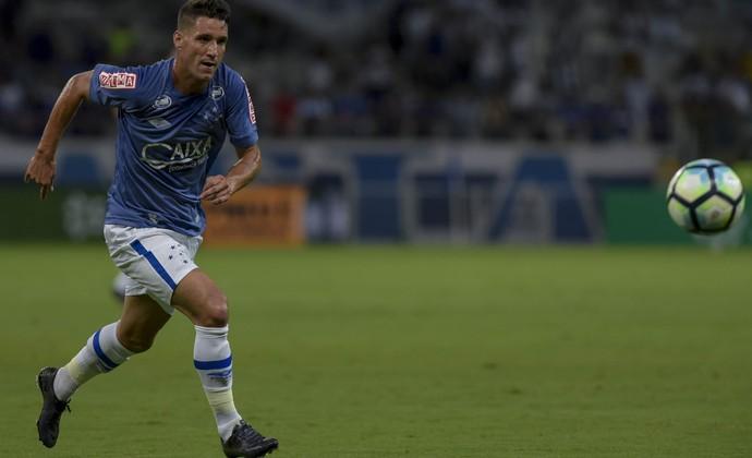 Thiago Neves; Cruzeiro (Foto: Washington Alves)