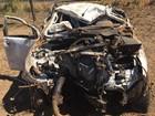 Motociclista morre após bater de frente com caminhonete na BR-153
