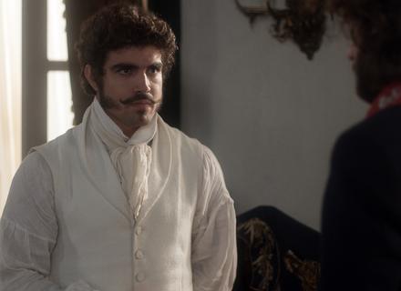 Dom Pedro convida Joaquim para ocupar lugar de Chalaça
