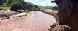 União, MG e ES querem R$ 20 bi de mineradoras por desastre ambiental (Alexandre Nacimento/G1)