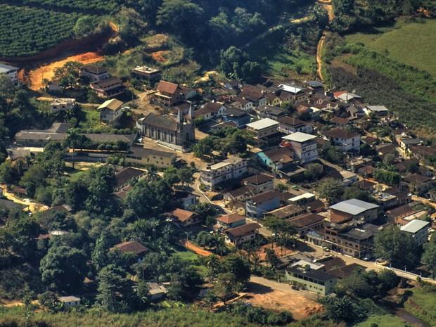 O distrito de Burarama recebe Festival de Cinema, em Cachoeiro de Itapemirim (Foto: Haroldo Trombetta)