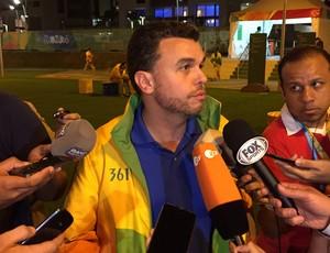 Rodrigo Tostes, diretor executivo de operações do Rio 2016 (Foto: Richard Souza)