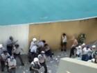 Integrante da Mancha Verde é preso em navio de cruzeiros em Santos, SP