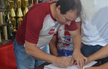 Watteau Rodrigues é reeleito no Auto Esporte para mandato de dois anos