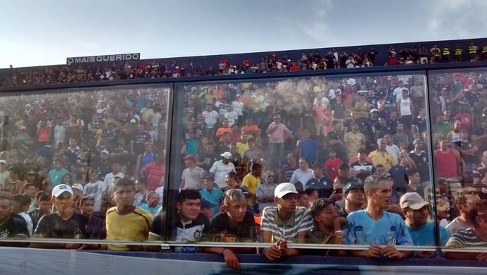 Torcida do Remo  (Foto: globoesporte.com)