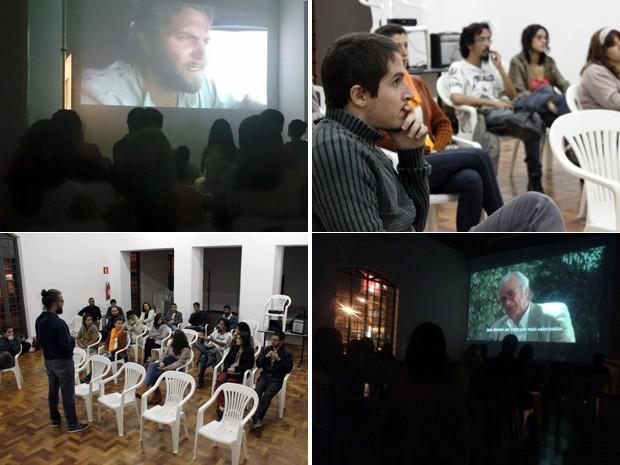 Cinema, Cine Cubo, Pouso Alegre (Foto: Divulgação/ Cine Cubo)