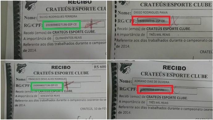 Recibos, Crateús, futebol, futsal, CPI (Foto: Reprodução/Câmara de Vereadores de Crateús)