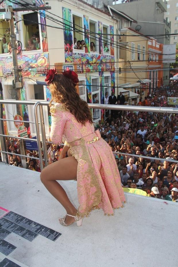 Ivete Sangalo (Foto: Dilson Silva/ Ag.News)