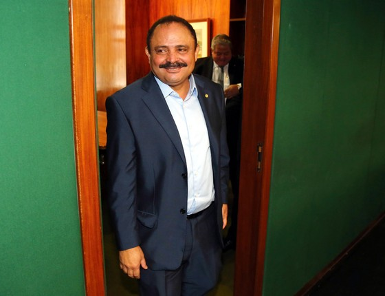 Waldir Maranhão ex-presidente  interino da Câmara (Foto: Ailton de Freitas/ Agência O Globo)