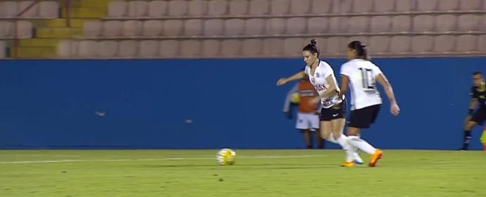 Corinthians, Brasileiro feminino (Foto: Reprodução SporTV)