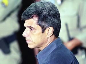 Ex-médico Marcelo Caron, em Goiânia, em foto de 14 de abril de 2009 (Foto: Diomício Gomes/O Popular)