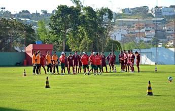 Boa Esporte pode ter time completo em confronto com o Mogi Mirim