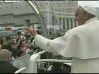 Planalto divulga programação de Dilma durante visita do Papa