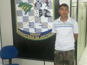 Preso foi condenado a 70 anos de prisão por vários crimes cometidos em Maceió e Pilar (Foto: Arquivo/Gazetaweb)