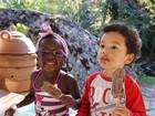 Giovanna Ewbank comemora Dia das Crianças com foto da filha: 'Muito amor'