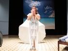 Susana Vieira estreia monólogo em São Paulo e recebe famosos
