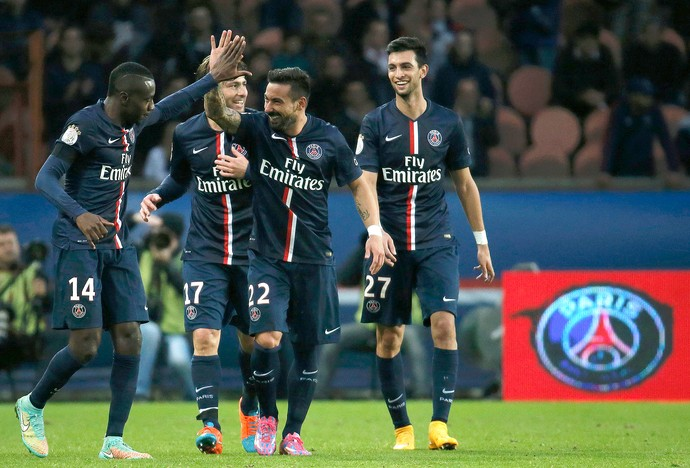 Assistir PSG x Bordeaux ao vivo 01/10/2016