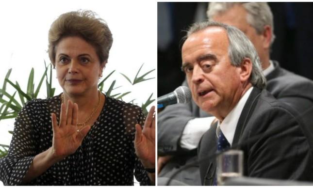 Dilma e Cerveró