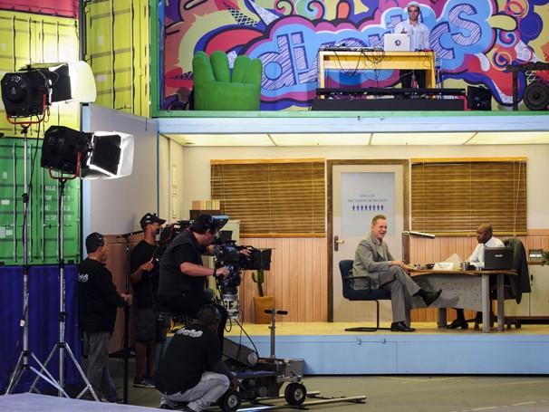 nando e luiz divertics 606 (Foto: Alex Carvalho/TV Globo)