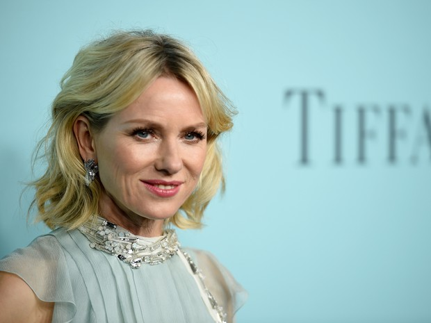 Naomi Watts em evento em Nova York, nos Estados Unidos (Foto: Dimitrios Kambouris/ Getty Images/ AFP)