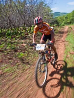 Ciclistas no Enduro do Marvão 2012 (Foto: Divulgação)