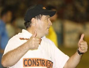 João Galvão confia na vitória jogando em casa (Foto: Marcelo Seabra/O Liberal)