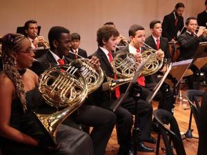 Banda Municipal de Bauru (Foto: Divulgação / Priscila Medeiros)