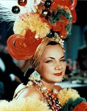 Carmen Miranda (Foto: Reprodução)