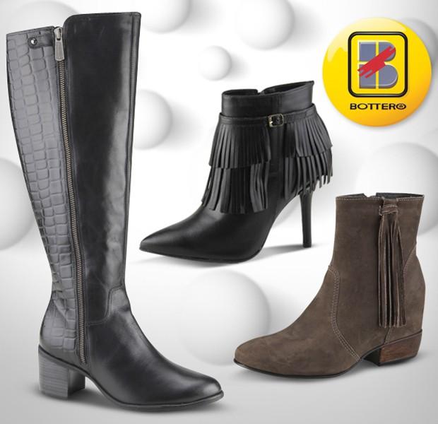 Nova coleção de botas da Bottero (Foto: Divulgação)