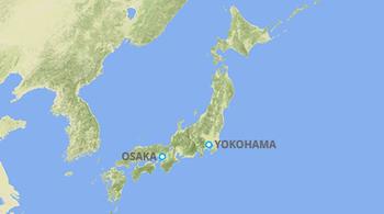 Sedes Mundial de Clubes Osaka Yokohama (Foto: Reprodução/Site oficial da Fifa)