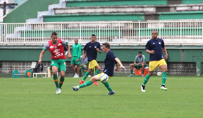 Chapecoense x Ypiranga-RS jogo-treino (Foto: Cleberson Silva/Chapecoense)
