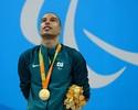 Daniel Dias eleito o nadador paralímpico do ano pela Swimming World