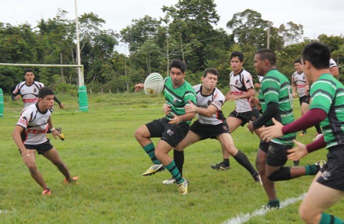 Copa Norte de Rugby (Foto: Gabriel Mansur)