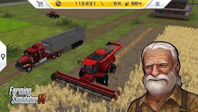 Farming Simulator 14 (Foto: Divulgação)