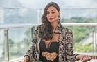 Débora Nascimento toda poderoso na pele de Maria Vergara (Foto: Inácio Moraes / TV Globo)
