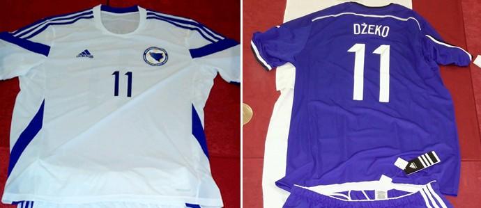 Camisa Bosnia