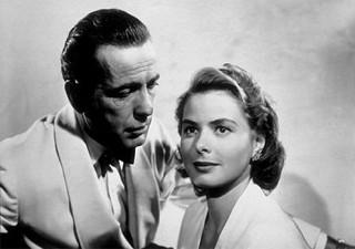Humphrey Bogart e Ingrid Bergman em 'Casablanca' (Foto: Divulgação/Warner Bros.)