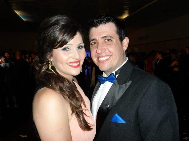 Ana e Tiago namoram desde 2010 (Foto: Arquivo Pessoal)